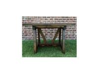 Rustic + Modern Handcrafted Furniture (3) - Furniture