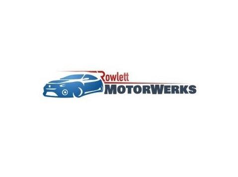 Rowlett Motorwerks - Car Repairs & Motor Service