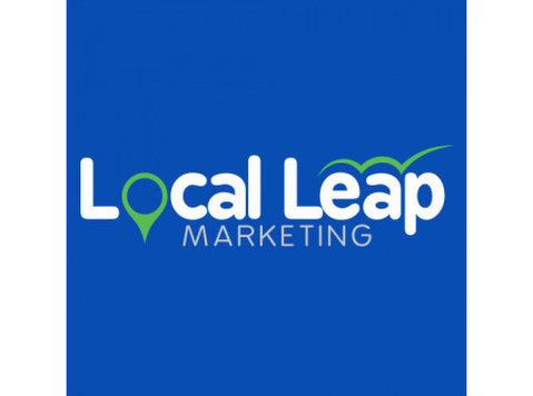 Local Leap Marketing - Уеб дизайн