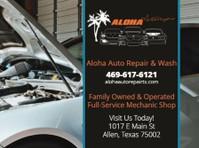 Aloha Auto Repair & Wash (4) - Car Transportation