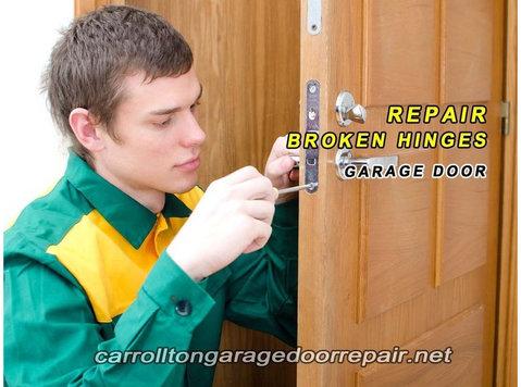Carrolton Garage Pros - Security services