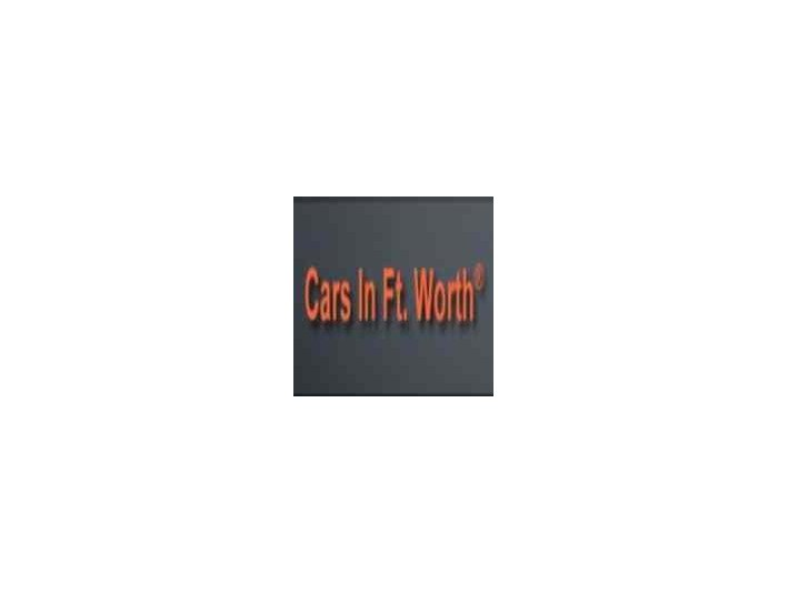 Cars In Ft. Worth - Car Dealers (New & Used)