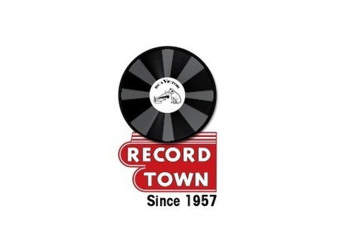 Record Town - Shopping