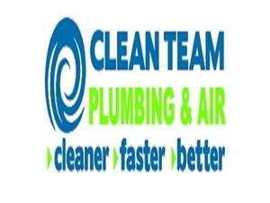 Clean Team Repipe - Plumbers & Heating