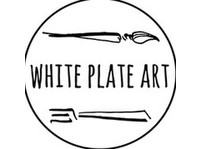 White Plate Art - Adult education