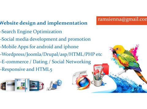rndsllc - Webdesign