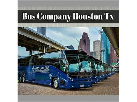 Bus Company Houston Tx - Такси компании