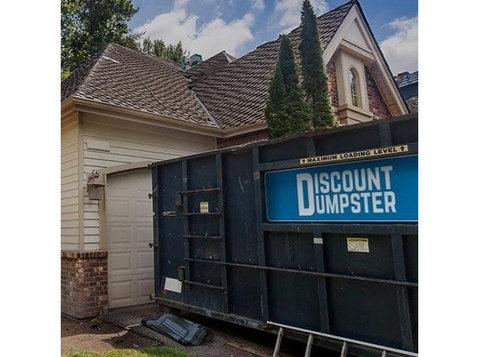 Discount Dumpster Rental - Removals & Transport