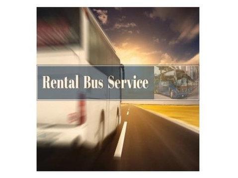 Rental Bus Service - Car Rentals
