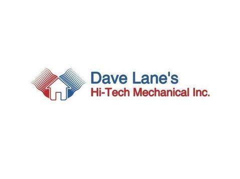 Dave Lane's Hi-Tech Mechanical Inc. - Plumbers & Heating