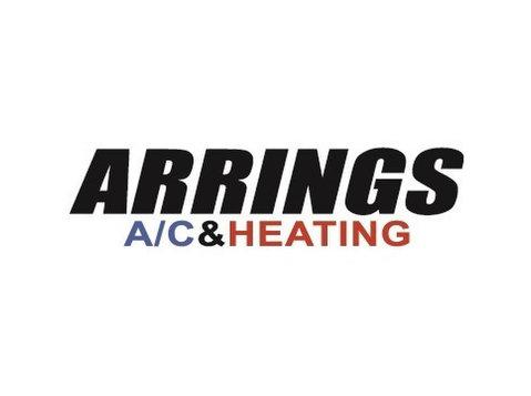 Arrings A/C & Heating - Plumbers & Heating