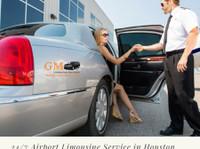 GM Limousine Services (5) - Taxi Companies