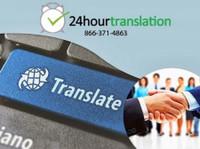 24 Hour Translation (1) - Translators