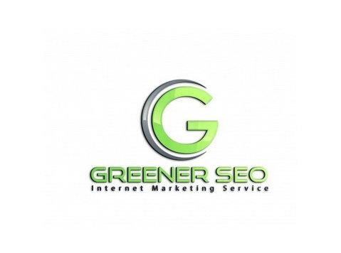 Greener SEO - Webdesign