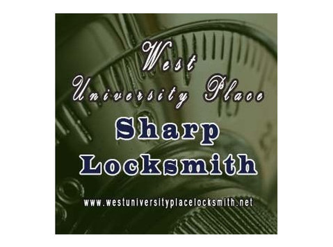 West University Place Sharp Locksmith - Security services