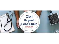 Zion Urgent Care Clinic (2) - Hospitals & Clinics
