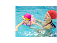 Swimming Lessons Katy Texas (2) - Coaching & Training