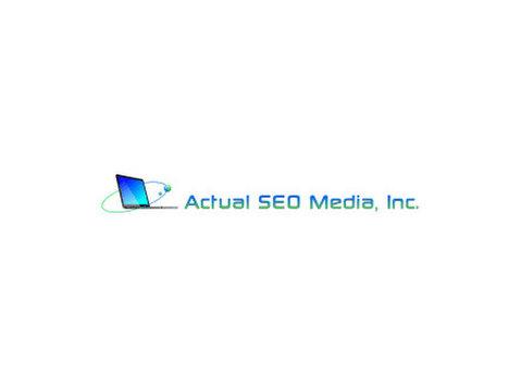 actual seo media, inc. - Advertising Agencies