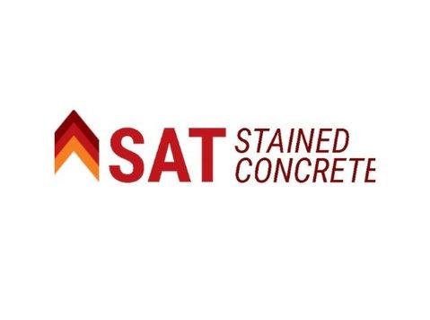 Sat Stained Concrete - Construction Services