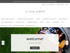 TJ Tech Corner based in Texas providing home security - Electrical Goods & Appliances