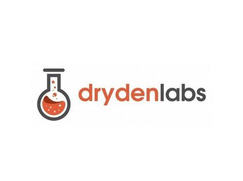 Dryden Labs - Webdesign