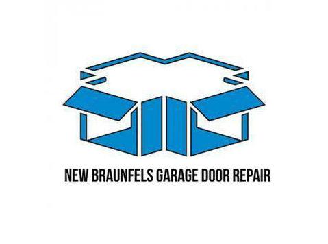 New Braunfels Garage Door Repair - Windows, Doors & Conservatories