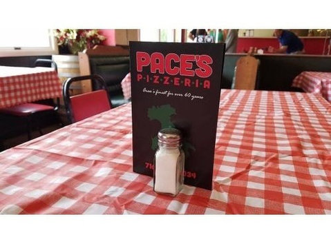 Pace's Pizzeria - Restaurants