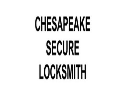 Chesapeake Secure Locksmith - Security services