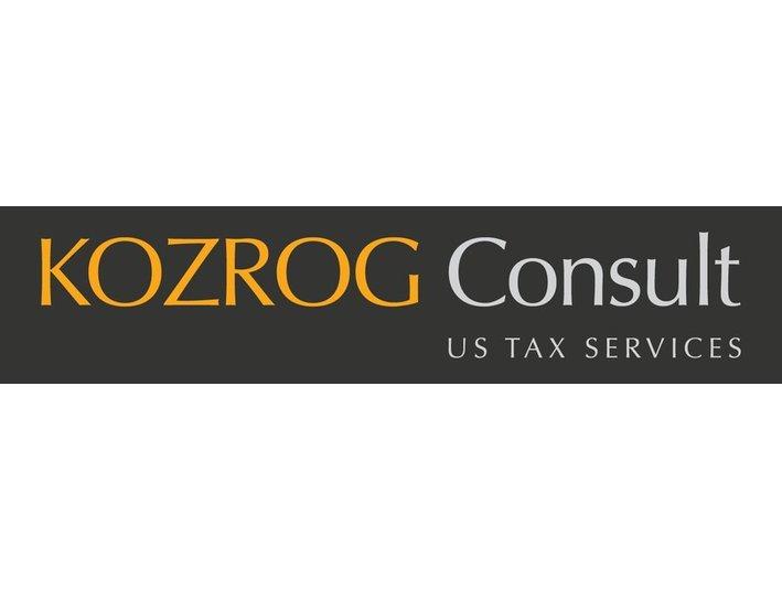 KOZROG Consult Tax Services - Daňový poradce