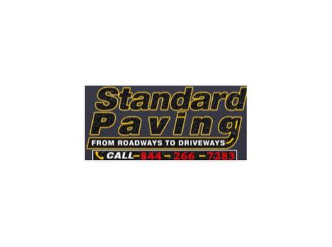 Standard Paving Inc - Construction Services