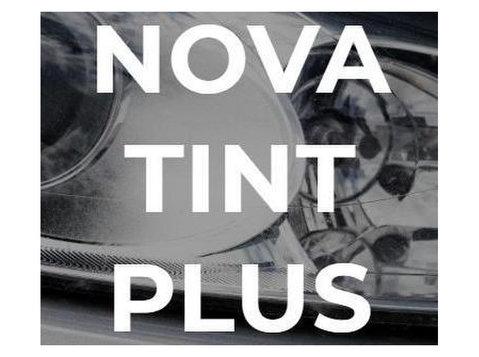 NOVA Tint Plus - Windows, Doors & Conservatories