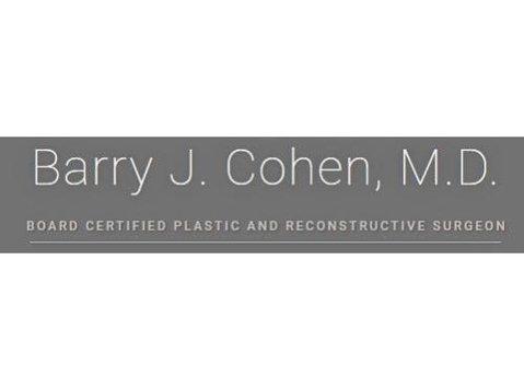 Barry J. Cohen M.D. - Cosmetic surgery