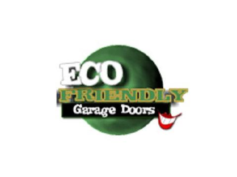 Eco Friendly Garage Doors - Windows, Doors & Conservatories