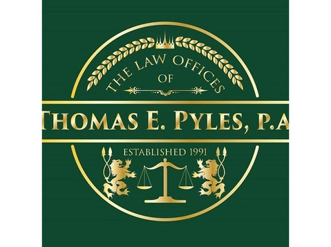 The Law Office of Thomas E. Pyles, P.a. - Avvocati e studi legali