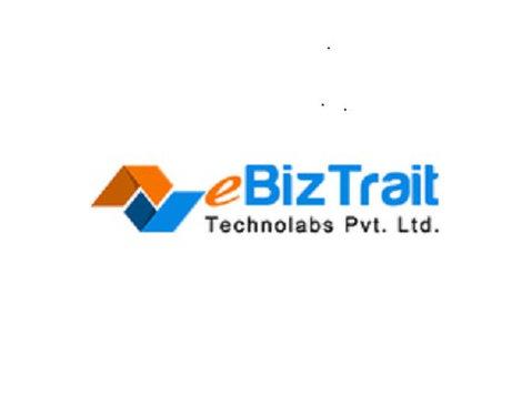 ebiztrait Technolabs Pvt Ltd - Webdesign