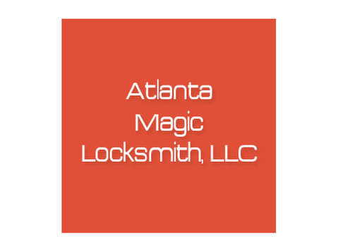 Atlanta Magic Locksmith, LLC - Security services