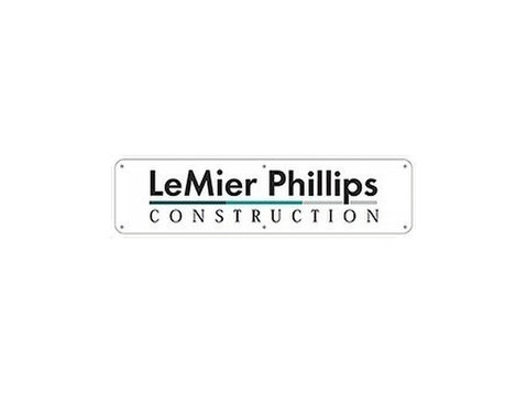 LeMier Phillips Construction - Construction Services