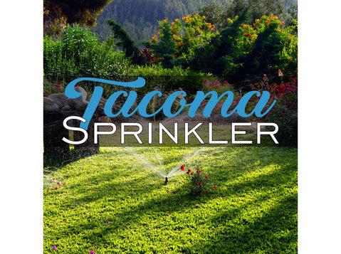Tacoma Sprinkler - Gardeners & Landscaping