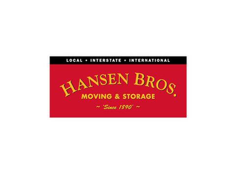 Hansen Bros. Moving & Storage - Removals & Transport