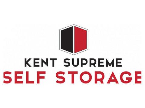 Kent Supreme Self Storage - Storage