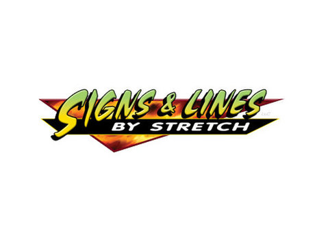 Signs and Lines By Stretch - Print Services