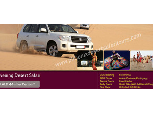 Desert Safari Dubai, Phoenix Desert Safari Tours - Travel sites