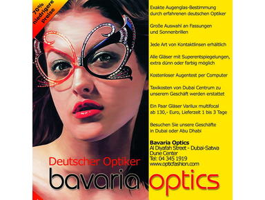 Bavaria Optics - Optiker