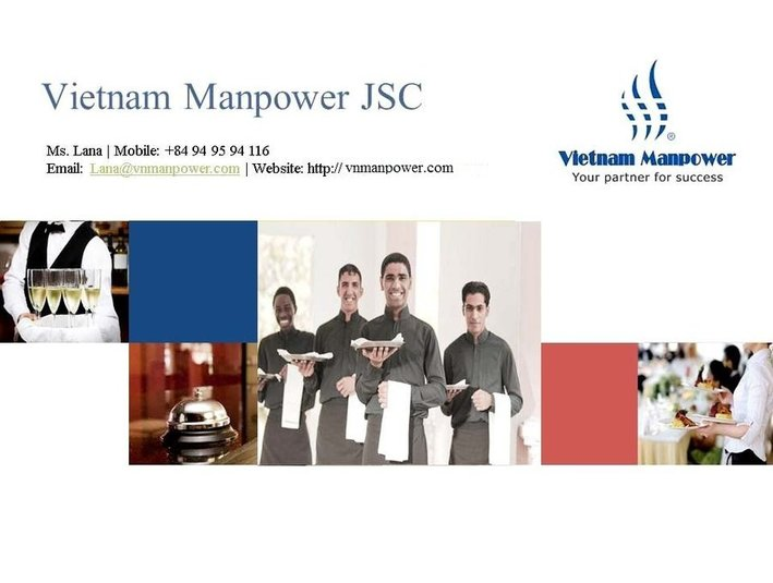 VMST- Vietnam Manpower Service and Trading Company - Recruitment agencies