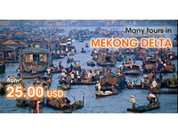 Visa Thai Dương (2) - Reisebüros