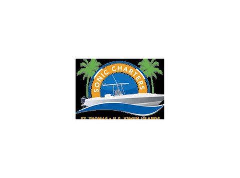 Sonic Charters St. Thomas - Travel Agencies