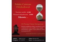 Polskie Centrum Odszkodowań - Odszkodowania UK (1) - Ubezpieczenie zdrowotne