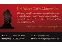 Polskie Centrum Odszkodowań - Odszkodowania UK (2) - Ubezpieczenie zdrowotne