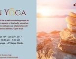 10 Days / 2 Weeks Yin Yoga Workshop in Bangalore