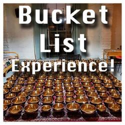 111 Healing Bowls, Essential Oils & Chocolate Experience, Tucson, Az